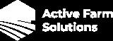 Active Farm Solutions Logo